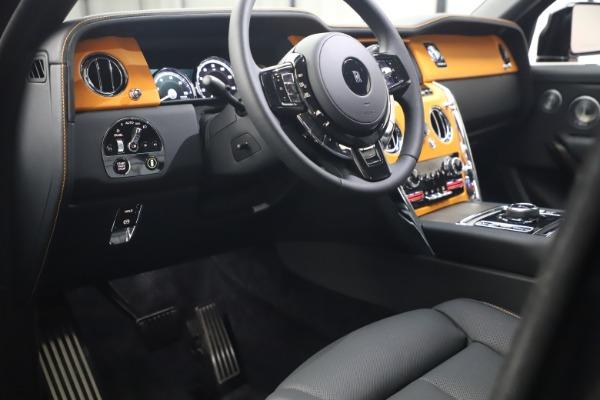 New 2021 Rolls-Royce Cullinan for sale $372,725 at Rolls-Royce Motor Cars Greenwich in Greenwich CT 06830 16