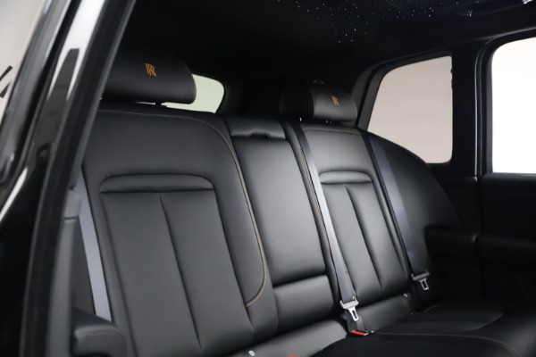 New 2021 Rolls-Royce Cullinan for sale $372,725 at Rolls-Royce Motor Cars Greenwich in Greenwich CT 06830 19