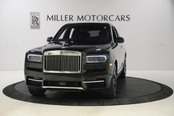 New 2021 Rolls-Royce Cullinan for sale $372,725 at Rolls-Royce Motor Cars Greenwich in Greenwich CT 06830 2