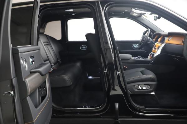 New 2021 Rolls-Royce Cullinan for sale $372,725 at Rolls-Royce Motor Cars Greenwich in Greenwich CT 06830 24