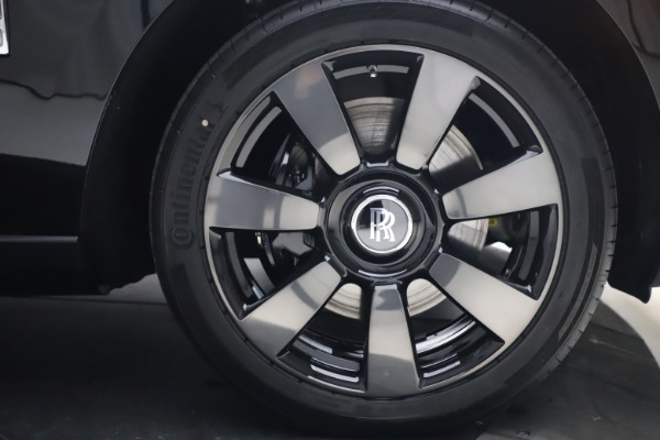 New 2021 Rolls-Royce Cullinan for sale $372,725 at Rolls-Royce Motor Cars Greenwich in Greenwich CT 06830 25