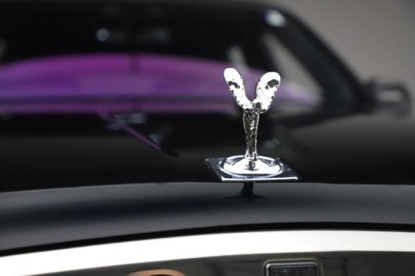 New 2021 Rolls-Royce Cullinan for sale $372,725 at Rolls-Royce Motor Cars Greenwich in Greenwich CT 06830 26