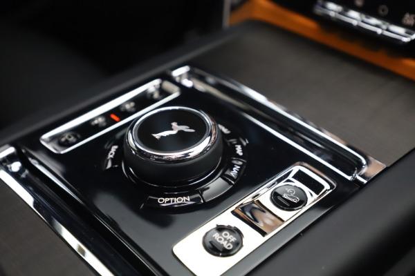 New 2021 Rolls-Royce Cullinan for sale $372,725 at Rolls-Royce Motor Cars Greenwich in Greenwich CT 06830 27