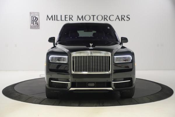 New 2021 Rolls-Royce Cullinan for sale $372,725 at Rolls-Royce Motor Cars Greenwich in Greenwich CT 06830 3