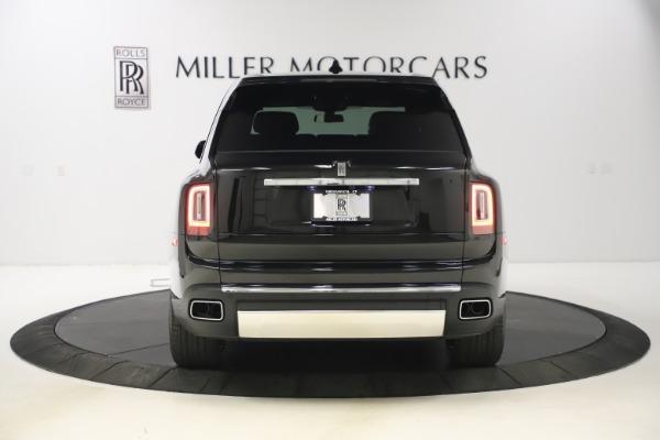 New 2021 Rolls-Royce Cullinan for sale $372,725 at Rolls-Royce Motor Cars Greenwich in Greenwich CT 06830 7
