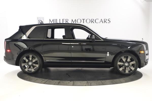 New 2021 Rolls-Royce Cullinan for sale $372,725 at Rolls-Royce Motor Cars Greenwich in Greenwich CT 06830 9