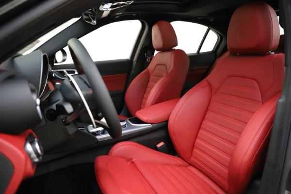 New 2020 Alfa Romeo Giulia Ti Sport Q4 for sale $48,595 at Rolls-Royce Motor Cars Greenwich in Greenwich CT 06830 15