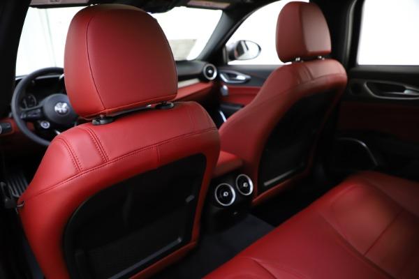 New 2020 Alfa Romeo Giulia Ti Sport Q4 for sale $48,595 at Rolls-Royce Motor Cars Greenwich in Greenwich CT 06830 20