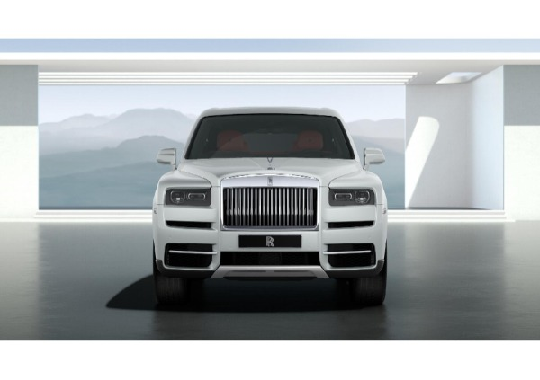 New 2021 Rolls-Royce Cullinan Base for sale $376,925 at Rolls-Royce Motor Cars Greenwich in Greenwich CT 06830 2