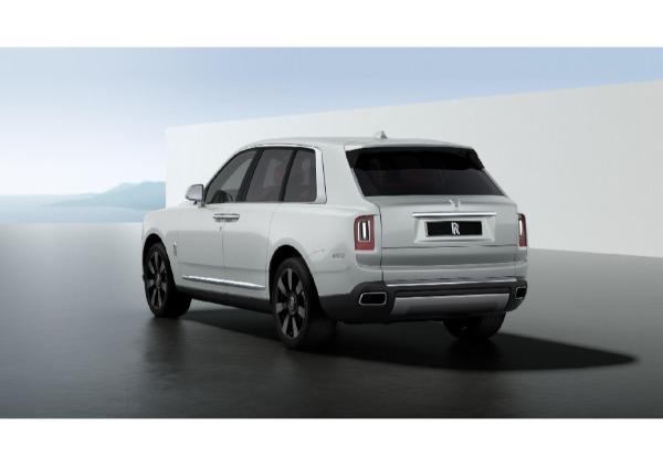 New 2021 Rolls-Royce Cullinan Base for sale $376,925 at Rolls-Royce Motor Cars Greenwich in Greenwich CT 06830 3