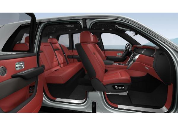 New 2021 Rolls-Royce Cullinan Base for sale $376,925 at Rolls-Royce Motor Cars Greenwich in Greenwich CT 06830 5