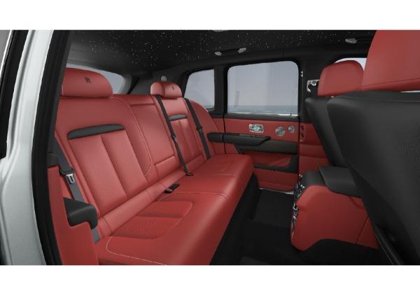 New 2021 Rolls-Royce Cullinan Base for sale $376,925 at Rolls-Royce Motor Cars Greenwich in Greenwich CT 06830 6