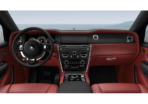 New 2021 Rolls-Royce Cullinan Base for sale $376,925 at Rolls-Royce Motor Cars Greenwich in Greenwich CT 06830 7