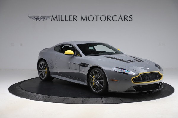 Used 2017 Aston Martin V12 Vantage S for sale $185,900 at Rolls-Royce Motor Cars Greenwich in Greenwich CT 06830 10