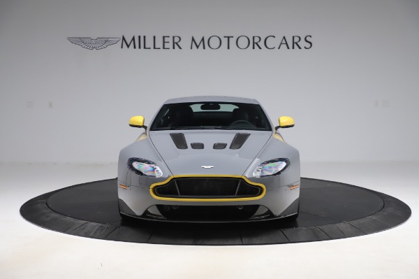 Used 2017 Aston Martin V12 Vantage S for sale $185,900 at Rolls-Royce Motor Cars Greenwich in Greenwich CT 06830 11