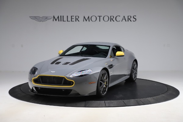 Used 2017 Aston Martin V12 Vantage S for sale $185,900 at Rolls-Royce Motor Cars Greenwich in Greenwich CT 06830 12