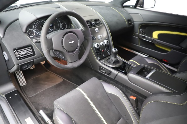 Used 2017 Aston Martin V12 Vantage S for sale $185,900 at Rolls-Royce Motor Cars Greenwich in Greenwich CT 06830 13
