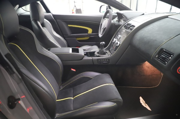 Used 2017 Aston Martin V12 Vantage S for sale $185,900 at Rolls-Royce Motor Cars Greenwich in Greenwich CT 06830 19