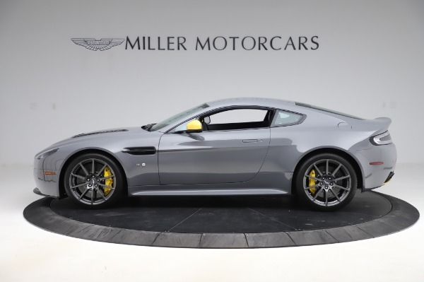 Used 2017 Aston Martin V12 Vantage S for sale $185,900 at Rolls-Royce Motor Cars Greenwich in Greenwich CT 06830 2