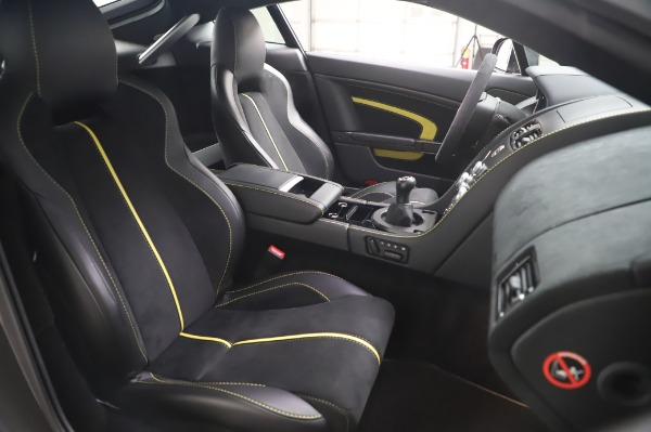 Used 2017 Aston Martin V12 Vantage S for sale $185,900 at Rolls-Royce Motor Cars Greenwich in Greenwich CT 06830 20