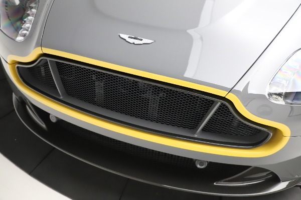 Used 2017 Aston Martin V12 Vantage S for sale $185,900 at Rolls-Royce Motor Cars Greenwich in Greenwich CT 06830 22