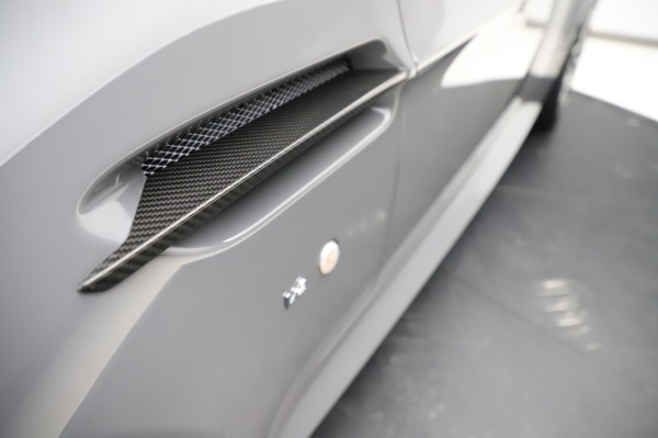 Used 2017 Aston Martin V12 Vantage S for sale $185,900 at Rolls-Royce Motor Cars Greenwich in Greenwich CT 06830 23
