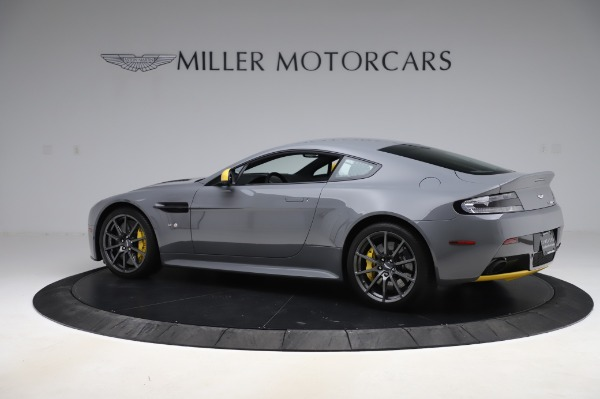 Used 2017 Aston Martin V12 Vantage S for sale $185,900 at Rolls-Royce Motor Cars Greenwich in Greenwich CT 06830 3