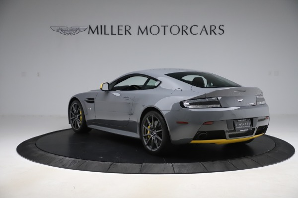 Used 2017 Aston Martin V12 Vantage S for sale $185,900 at Rolls-Royce Motor Cars Greenwich in Greenwich CT 06830 4