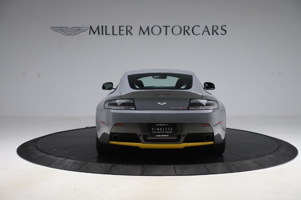 Used 2017 Aston Martin V12 Vantage S for sale $185,900 at Rolls-Royce Motor Cars Greenwich in Greenwich CT 06830 5