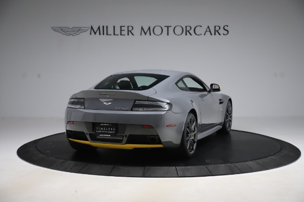 Used 2017 Aston Martin V12 Vantage S for sale $185,900 at Rolls-Royce Motor Cars Greenwich in Greenwich CT 06830 6