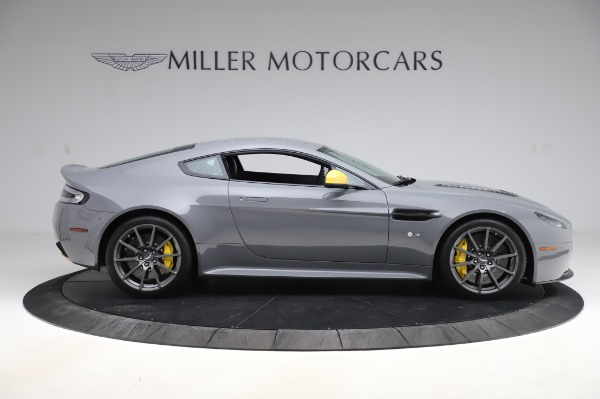 Used 2017 Aston Martin V12 Vantage S for sale $185,900 at Rolls-Royce Motor Cars Greenwich in Greenwich CT 06830 8