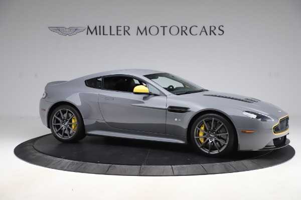 Used 2017 Aston Martin V12 Vantage S for sale $185,900 at Rolls-Royce Motor Cars Greenwich in Greenwich CT 06830 9