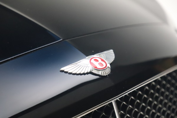 Used 2014 Bentley Continental GT Convertible V8 S for sale $109,900 at Rolls-Royce Motor Cars Greenwich in Greenwich CT 06830 21