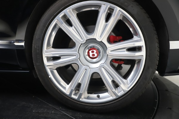 Used 2014 Bentley Continental GT Convertible V8 S for sale $109,900 at Rolls-Royce Motor Cars Greenwich in Greenwich CT 06830 22