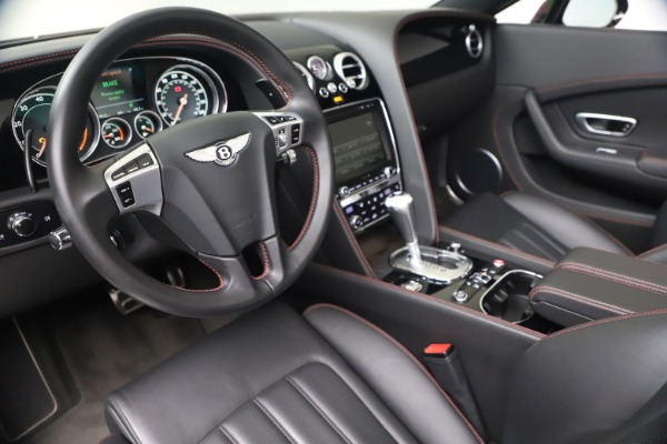 Used 2014 Bentley Continental GT Convertible V8 S for sale $109,900 at Rolls-Royce Motor Cars Greenwich in Greenwich CT 06830 24