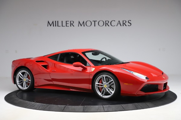 Used 2017 Ferrari 488 GTB for sale Call for price at Rolls-Royce Motor Cars Greenwich in Greenwich CT 06830 10