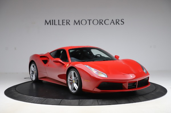 Used 2017 Ferrari 488 GTB for sale Call for price at Rolls-Royce Motor Cars Greenwich in Greenwich CT 06830 11