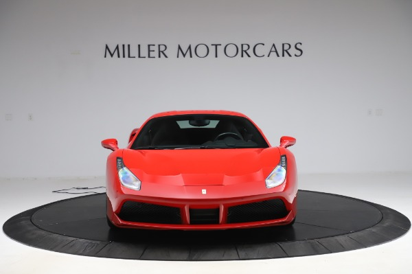 Used 2017 Ferrari 488 GTB for sale Call for price at Rolls-Royce Motor Cars Greenwich in Greenwich CT 06830 12