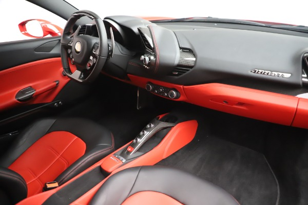 Used 2017 Ferrari 488 GTB for sale Call for price at Rolls-Royce Motor Cars Greenwich in Greenwich CT 06830 17