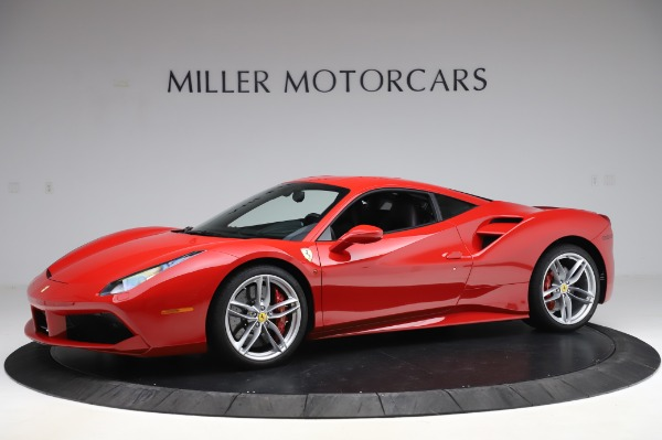 Used 2017 Ferrari 488 GTB for sale Call for price at Rolls-Royce Motor Cars Greenwich in Greenwich CT 06830 2