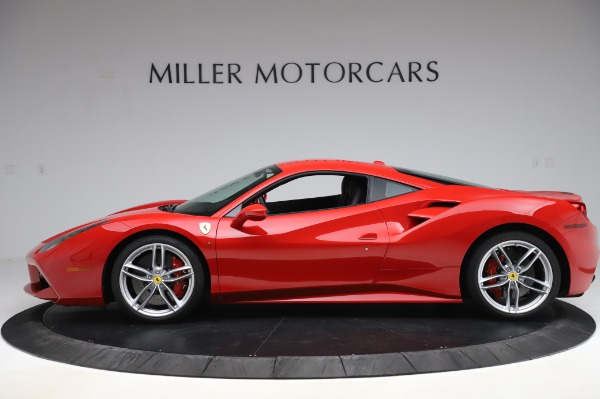 Used 2017 Ferrari 488 GTB for sale Call for price at Rolls-Royce Motor Cars Greenwich in Greenwich CT 06830 3