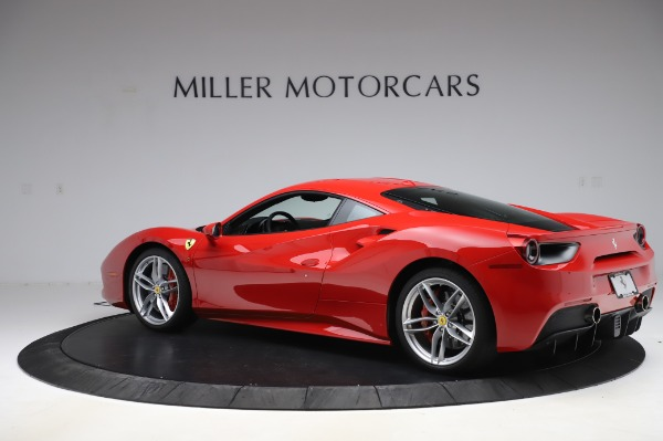 Used 2017 Ferrari 488 GTB for sale Call for price at Rolls-Royce Motor Cars Greenwich in Greenwich CT 06830 4