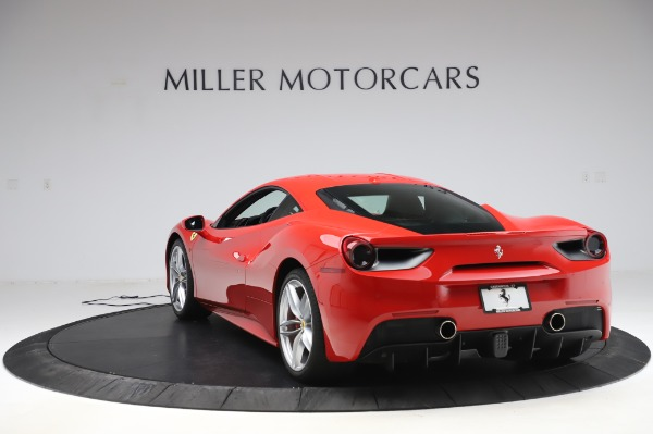 Used 2017 Ferrari 488 GTB for sale Call for price at Rolls-Royce Motor Cars Greenwich in Greenwich CT 06830 5