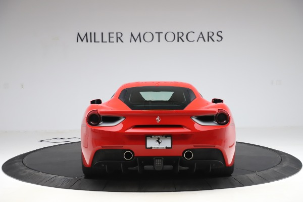 Used 2017 Ferrari 488 GTB for sale Call for price at Rolls-Royce Motor Cars Greenwich in Greenwich CT 06830 6