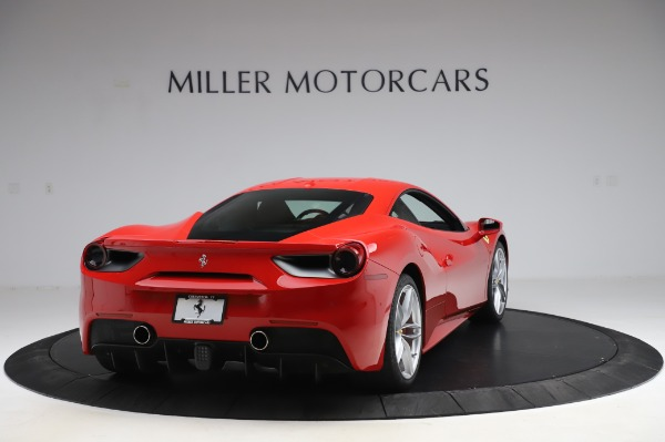 Used 2017 Ferrari 488 GTB for sale Call for price at Rolls-Royce Motor Cars Greenwich in Greenwich CT 06830 7