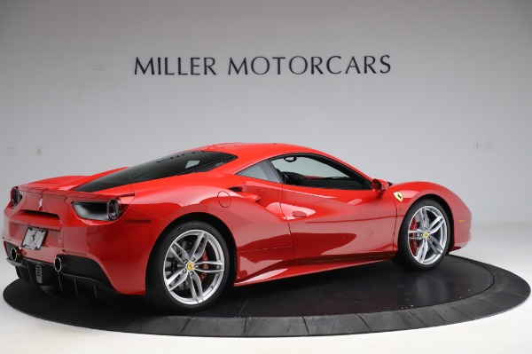 Used 2017 Ferrari 488 GTB for sale Call for price at Rolls-Royce Motor Cars Greenwich in Greenwich CT 06830 8