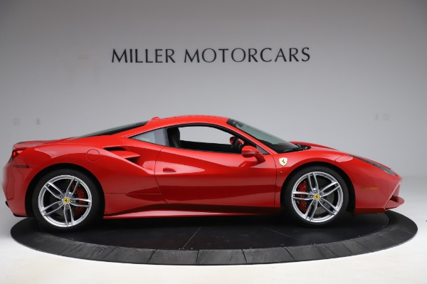 Used 2017 Ferrari 488 GTB for sale Call for price at Rolls-Royce Motor Cars Greenwich in Greenwich CT 06830 9