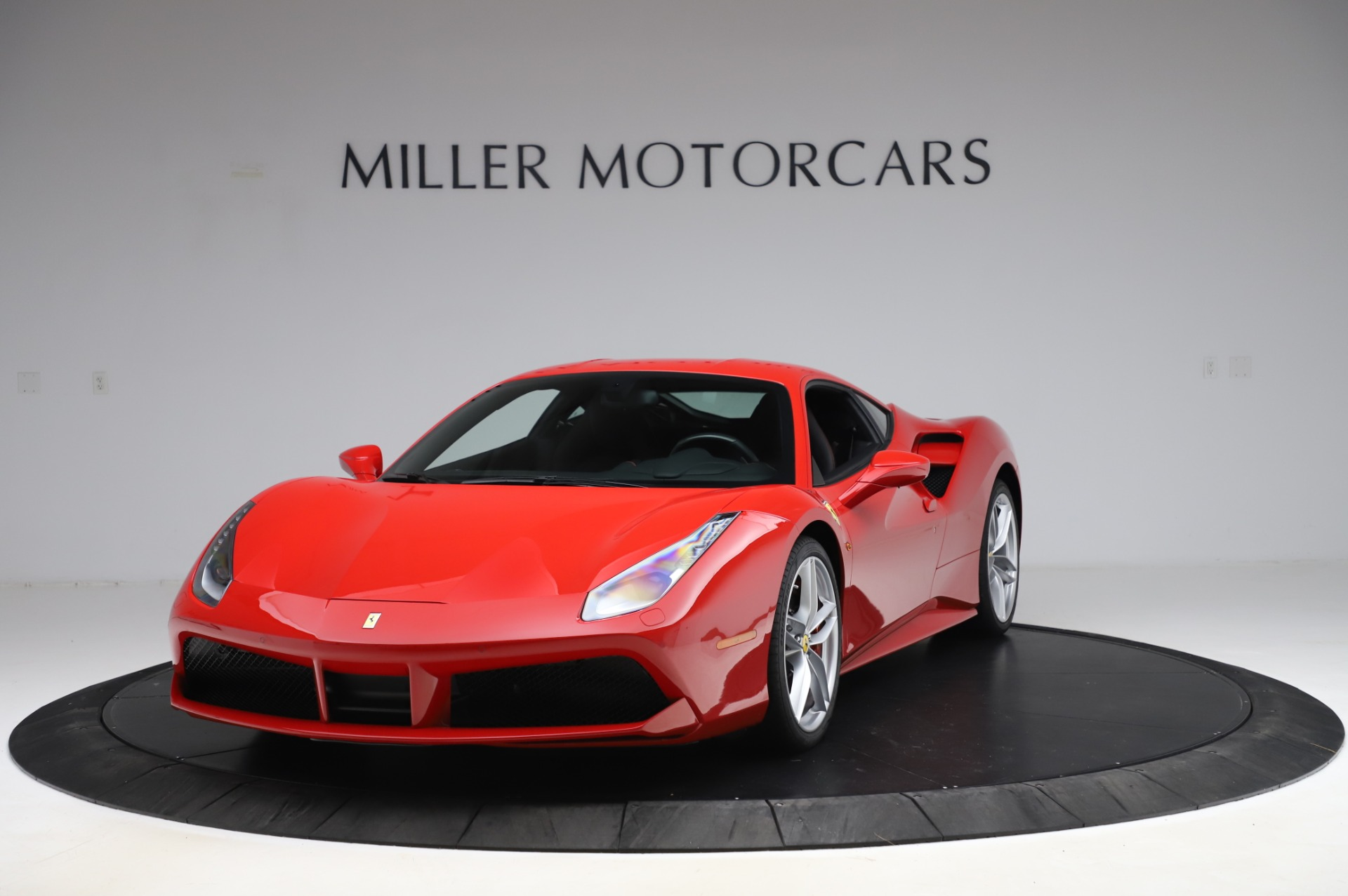 Used 2017 Ferrari 488 GTB for sale Call for price at Rolls-Royce Motor Cars Greenwich in Greenwich CT 06830 1