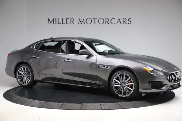New 2020 Maserati Quattroporte S Q4 GranSport for sale $125,085 at Rolls-Royce Motor Cars Greenwich in Greenwich CT 06830 10