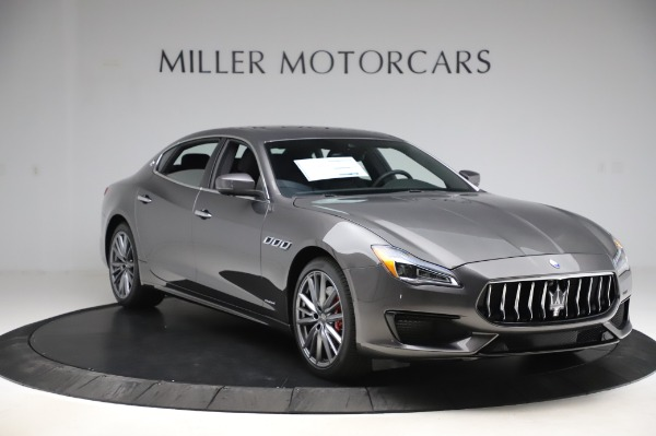 New 2020 Maserati Quattroporte S Q4 GranSport for sale $125,085 at Rolls-Royce Motor Cars Greenwich in Greenwich CT 06830 11